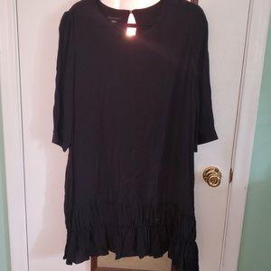 New Black Metaphor Dress Size XL